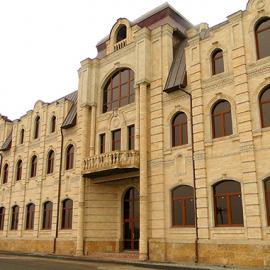 Гостиница - Остекление новой гостиницы на Набережной